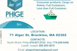 Phige Shipping LLC for all your shipping needs USA to KENYA Contact Phige Shipping LLC for all you shipping needs USA to KENYA