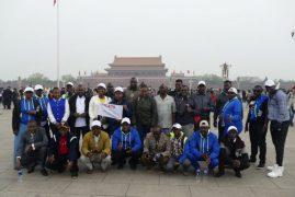 Kenyans working in Chinese companies laud Sino-Kenya ties