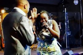 Suprise as Couple Meet in US after 5yrs @ Neema Community Church