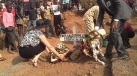 Photos|Video:The late Professor Calestous Juma laid to rest