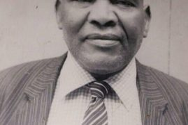 MEMORIAL & THANKSGIVING SERVICE PLANNED FOR THE LATE  Mr. John Gachie Kamau in Kenya (father to Priscilla Gachie and Steve Gachie) July 10 2016 6Pm
