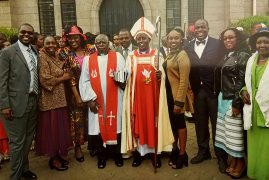 Photos/Video: Ordination Service of Rev Johnson Irungu in the office of Full-time Priesthood Ministry