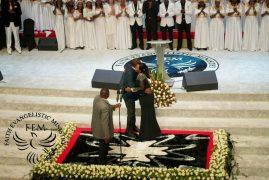 Video:Uhuru Says This is the Best Church(F.E.M Family Church,Karen) in the World [PHOTOS]
