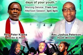 St John Anglican Church Sutton Youth Worship Extravaganza October 16,2016