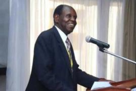 Former Kenyan ambassador to the US is dead