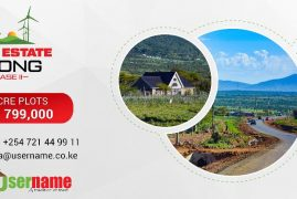 Affordable plots for sale in Ngong