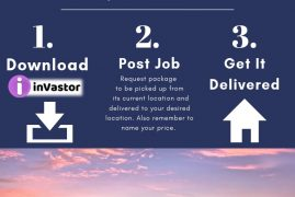 Send goods to Kenya and get them delivered within hours using Invastor