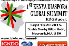 DEVOLVING THE KENYAN DIASPORA FOR MAXIMUM ECONOMIC IMPACT