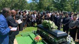 John Thiongo Thuo Funeral  Video|Photos