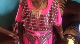 Memorial /Thanksgiving Service of  MARY WANJIRU KIMOHU(Ven.Samuel Kimohu's Mother) Time:3 Pm St Stephen's Church Lowell