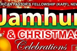 JAMHURI & CHRISTMAS CELEBRATIONS,KENYA AMERICAN PASTOR'S FELLOWSHIP (KAPF) NEW ENGLAND Sunday December 17th 2017