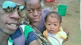 Youthful  couple welcomes beautiful baby boy in Lusaka,Zambia