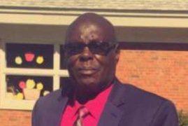 TRANSITION/DEATH ANNOUNCEMENT of Bishop Pius Macharia Worcester,Massachusetts
