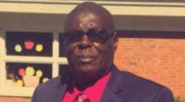 TRANSITION/DEATH ANNOUNCEMENT of Bishop Pius Macharia Worcester,Massachusetts