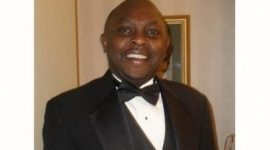 TRANSITION/DEATH ANNOUNCEMENT OF David Wahome Mwangi of Marlborough, Massachusetts