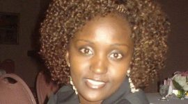 TRANSITION/DEATH ANNOUNCEMENT of Joan Njeri Gitau (JoJo) of PCEA Neema Church