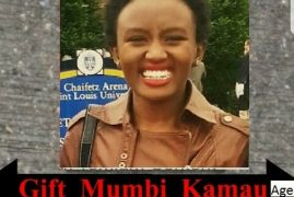 VIDEO: Mother of Missing Kenyan Student Pleads for Answers in Daughter's Disappearance