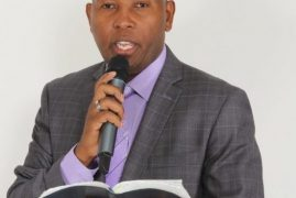 Video:REV.SAMUEL MBUGUA. (E.H.O.P)  Waiting patiently on the Lord.. Psalm 40:1