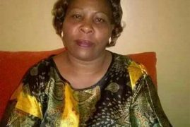 TRANSITION/DEATH ANNOUNCEMENT of  Catherine Mugure Kamau in Kenya