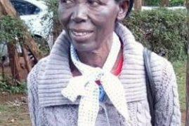 TRANSITION/DEATH ANNOUNCEMENT of Eunice Wangui Muraya