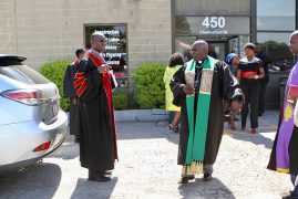 PCEA Neema Church New Sanctuary Dedication- Lowell MA {Photos & Videos}