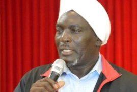 Samrack Book Club Presents  Rev. Dr. Solomon Waigwa present his publication Pentecost Without Azusa