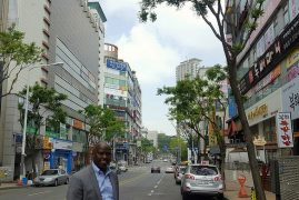 Lessons from South Korea by Samuel Mwangi  Kenyan Missionary Pastor & Founder of Pipes International