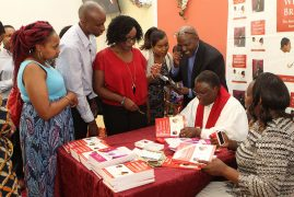 Rev.Canon Dr.John Karanja hold a successful book signing event in Lowell Massachusetts{Photos Videos}