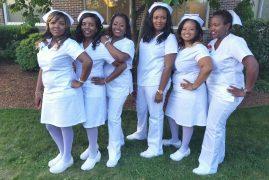 10 Diaspora Nurses Celebrate Education Achievement from Quinsigamond Community College