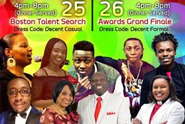 2017 Atlanta Awards Aug 25th Boston Talent Search  |Aug 26th 2017 Awards Grand Finale North Chelmsford,MA