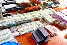Three Cameroonian Nationals Arrested with Sh350 Million in Fake Currencies in Ruiru