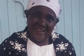 Transition/Death Announcement of Mercy Wangari Mwangi(mother to Daniel Kamau Mwangi/PCEA Imani Church-Lowell,Massachusetts)
