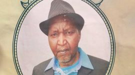 TRANSITION/DEATH ANNOUNCEMENT /Memorial Service of  Dickson Koikai  of  Kerarapon Village in Ngong,Kajiado District
