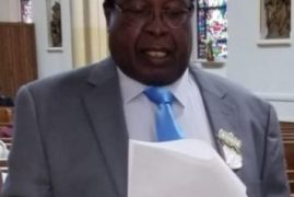 Transition/Death Announcement of Mr. Peter Mwichigi of Methuen, Massachusetts