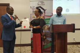 Optiven appreciates the Great people of Dallas-Texas atThanks-giving Dinner 8th October 2017 Westin HotelIrving,Dallas
