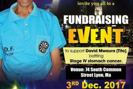 Community Appeal:Fundraising Event to Support David Mwaura(Tito)