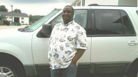 TRANSITION/DEATH ANNOUNCEMENT/of Fredrick Njoroge of Birmingham, Alabama. (Uncle to  Eliud Gathairu-Dee)