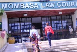 A Deported  Kenyan-British Researcher Ahmad Zaheer Sues Kenya Government