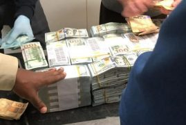 Equatorial Guinea Vice President & son of President Teodoro Obiang detained in Brazil with $1.5 million cash & 20 watches worth over $15 million
