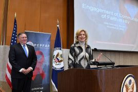 Remarks at the PEPFAR Faith Communities and HIV Technical Summit