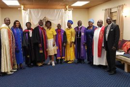 The Rev. Moses Gathecha Mugo Ordination(Photos)