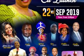 Pst Irene Gitau. MUTHAMAKI CD Launch Sept 22nd 2019 3PM 51 Middlesex Street.N.Chelmsford,MA