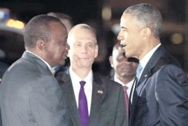 Kenyans give Barack Obama visit the thumbs up