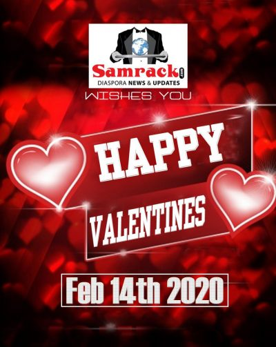 Samrack Wishing You a Happy Valentines Day February 14 2020