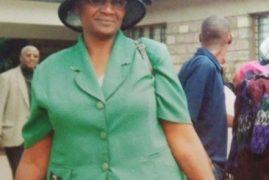 Transition/Death Announcement of Hannah Nduta Mwaura(mother to Grace Mwaura Muchiri)