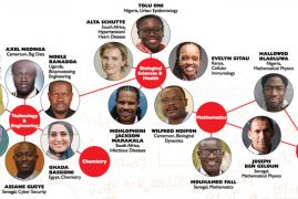 Meet 15 of Africa's most brilliant young scientists – one of them could be the next Einstein