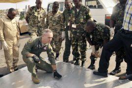 U.S. Air Force in Kenya, training with African militaries