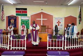 Cucu wa Njau Martha Ngonyo Karugu Memorial Service ST STEPHENS CHURCH LOWELL March 11th 2021 7 PM