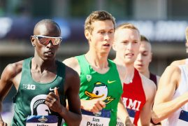 From Kenya to East Lansing, Michigan State's Justine Kiprotich finds success