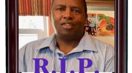 Memorial service planned for the late Edward Kimando on Sunday 4/14/19 at PCEA NEEMA Church 201 Coburn Street,Lowell,Massachusetts @ 3pm
